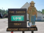 Smokey Bear - Goshen NH