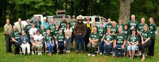 2012 Smokey In Georgia: Unicoi State Park
