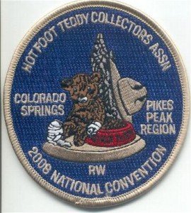 2008 patch, pin and keyring