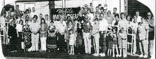 1997 Smokey Bear: Past, Present and Future: Sacramento, CA