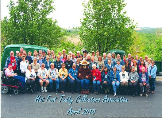2010 Smokey In The Ozarks Convention: Branson, MO