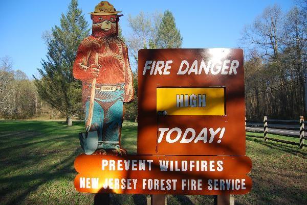 Allaire State Park Smokey