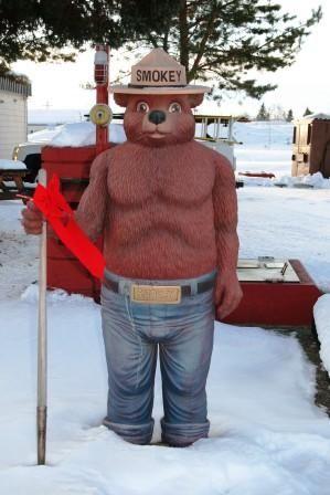 Fairbanks Alaska Firehouse Smokey