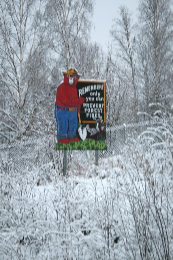 Fairbanks Alaska Smokey