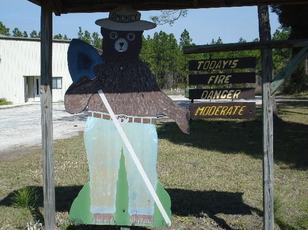 - New River Forestry Station - Bradford County, FL